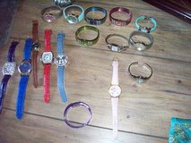 LOT OF WATCHES in Travis AFB, California