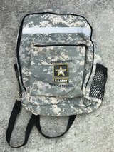 ARMY backpack in Okinawa, Japan