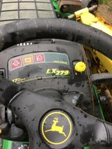 John Deere LX 279 tractor for repair or fixer uper, parts 17hp. KAWASAKI motor hydro. trans. in Naperville, Illinois