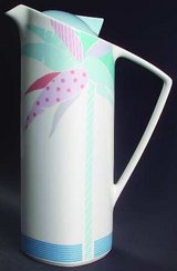 Florida by Noritake 5-cup pitcher with lid and 7 tall-glass tumblers in Beaufort, South Carolina