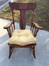 Antique Rocking Chair in Wilmington, North Carolina