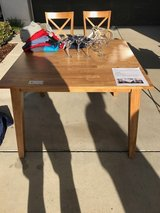 Kitchen Table with 4 Chairs from Living Spaces in Camp Pendleton, California