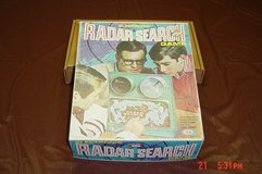RADAR SEARCH Electronic Game, 1969 in Glendale Heights, Illinois