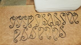 WROUGHT IRON PIECES in Yucca Valley, California