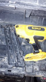 Dewalt Framing nailer set in Yucca Valley, California