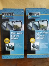Dual view clip-on mirrors in Camp Lejeune, North Carolina