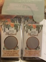 Bridal Shower Scratch Off Game in Vacaville, California
