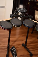 Rock Band drum kit (Ion drum rocker for PS3/PS4) in Okinawa, Japan