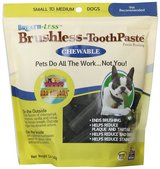 ARK Naturals PRODUCTS for PETS 326070 12-Ounce Breath-Less Chewable Brushless Toothpaste, Small/... in Naperville, Illinois