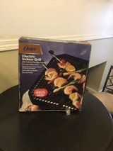 indoor oster electric grill in Oswego, Illinois