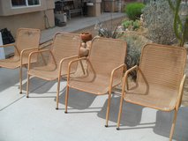 ^^^  Vintage Patio Chairs  ^^^ in Yucca Valley, California
