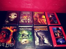 Horror genre movie lot in The Woodlands, Texas
