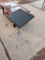 standing table in Fort Riley, Kansas