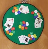 Hand Made One of A Kind Poker Wall Hanging in Palatine, Illinois