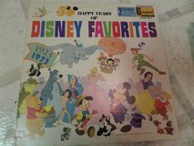 Walt Disney Vinyl Records (11 to choose) 1 is a double LP in Cherry Point, North Carolina