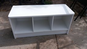 """White table 35x14"""" 17"""" tall in Fort Riley, Kansas"""