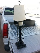table lamp in Fort Riley, Kansas