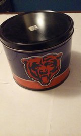 Chicago Bears Tin NFL Licensed 144938745 in Elgin, Illinois