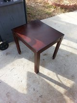 one end table in Fort Riley, Kansas