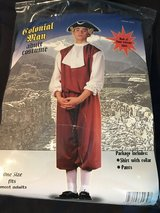 Colonial Man Costume in Houston, Texas