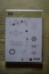 Stampin' Up! Clear Mount Stamps in Bolingbrook, Illinois
