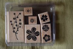 Stampin' Up! Wood Mount Stamps in Bolingbrook, Illinois