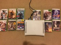X-BOX 350 +11 games and 1 controller in Aurora, Illinois