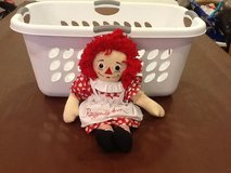 Raggedy Ann doll in Oswego, Illinois