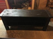 Home-Made Solid Wood TV Stand in Naperville, Illinois