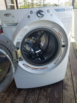 Whirlpool front load washer in Camp Lejeune, North Carolina