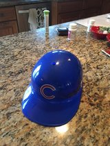Chicago Cubs Full Size Replica Helmet in Chicago, Illinois