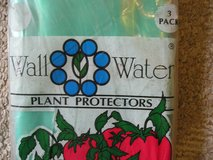 Wall Water Plant Protectors in Naperville, Illinois