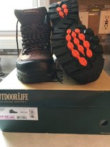 Size 11 Waterproof boots(men) in Aurora, Illinois