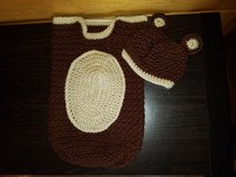 crochet baby bear outfit in Alamogordo, New Mexico