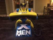X-men, Wolverine phone from 1994 in Lockport, Illinois