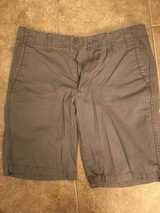 Old navy size 31 grey shorts in Chicago, Illinois