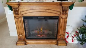 Classic Flame 33WM280-O103 Augusta Electric Fireplace With Traditional in Fort Carson, Colorado