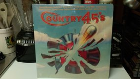 1975 SEALED Country .45's album in Warner Robins, Georgia