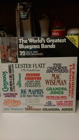 1975 SEALED Worlds Greatest Bluegrass Bands album in Perry, Georgia