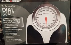 Health o meter Professional Dial Scale in Tinley Park, Illinois