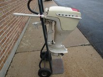 Scott 7.5hp Outboard Motor, Short Shaft. in Naperville, Illinois