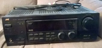 JVC RX-778V Audio - Video Control Receiver in Leesville, Louisiana