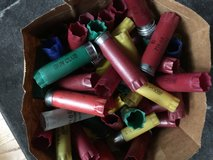 Shotgun Shells - Empty - Great for crafts in Oswego, Illinois