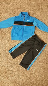 Boys Nike outfit 18 mo. in Joliet, Illinois