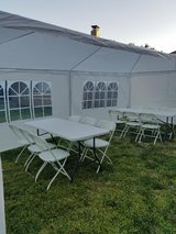 Tables chairs. Canopies. Jumpers in Fairfield, California