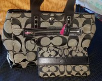 Coach Purse & wallet set in Fairfield, California