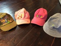 Girls hat lot in Okinawa, Japan