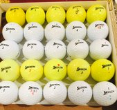 30 Srixon used golf balls near mint condition in Aurora, Illinois
