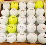 30 Pannicle used golf balls near mint condition in Aurora, Illinois