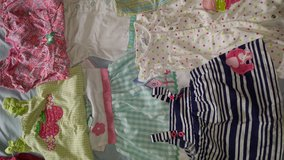 Summer Baby girl clothes 3-9 months in Lockport, Illinois